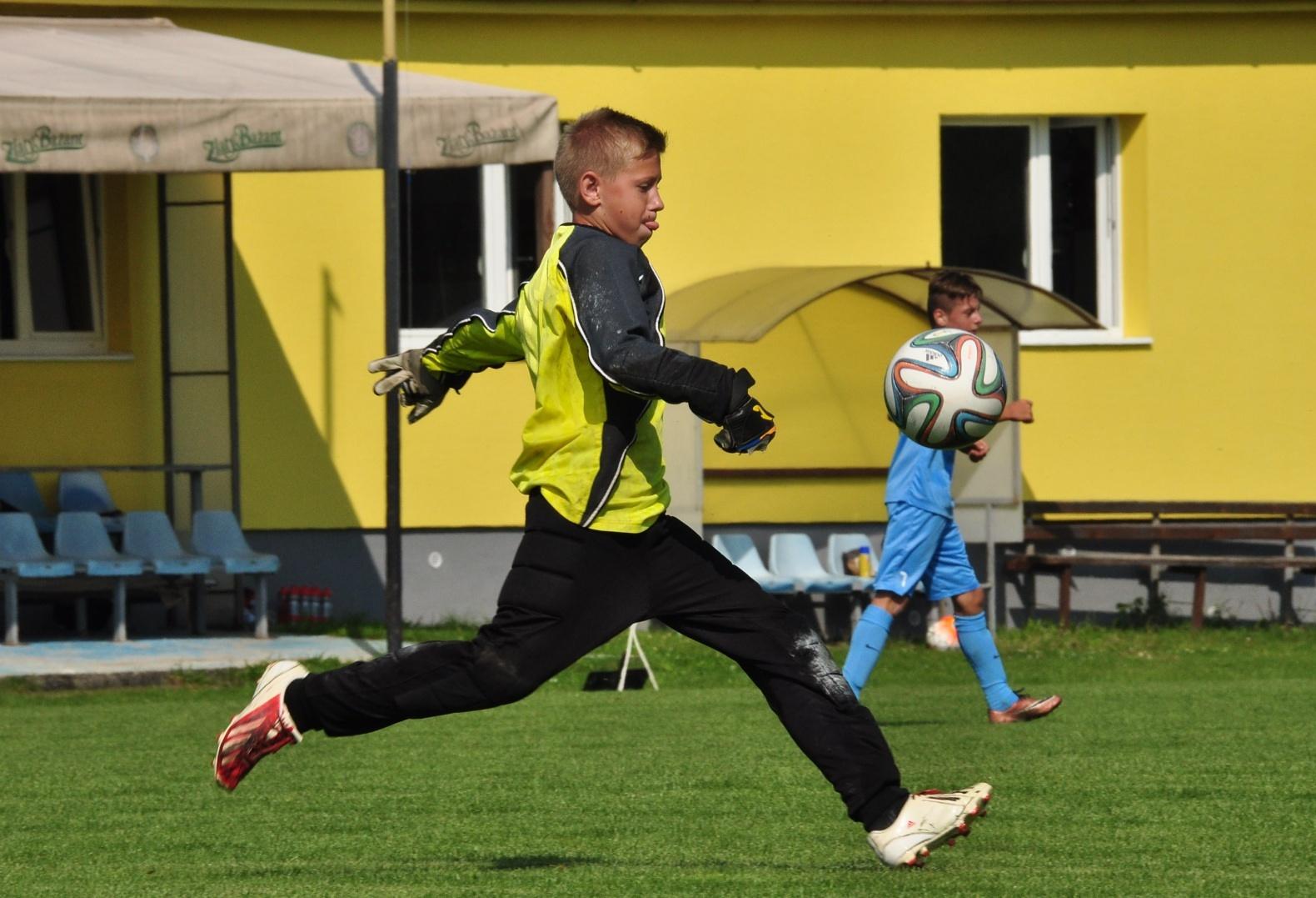 20.08.2016 FK Rajec - FK Polom Raková - starší žiaci