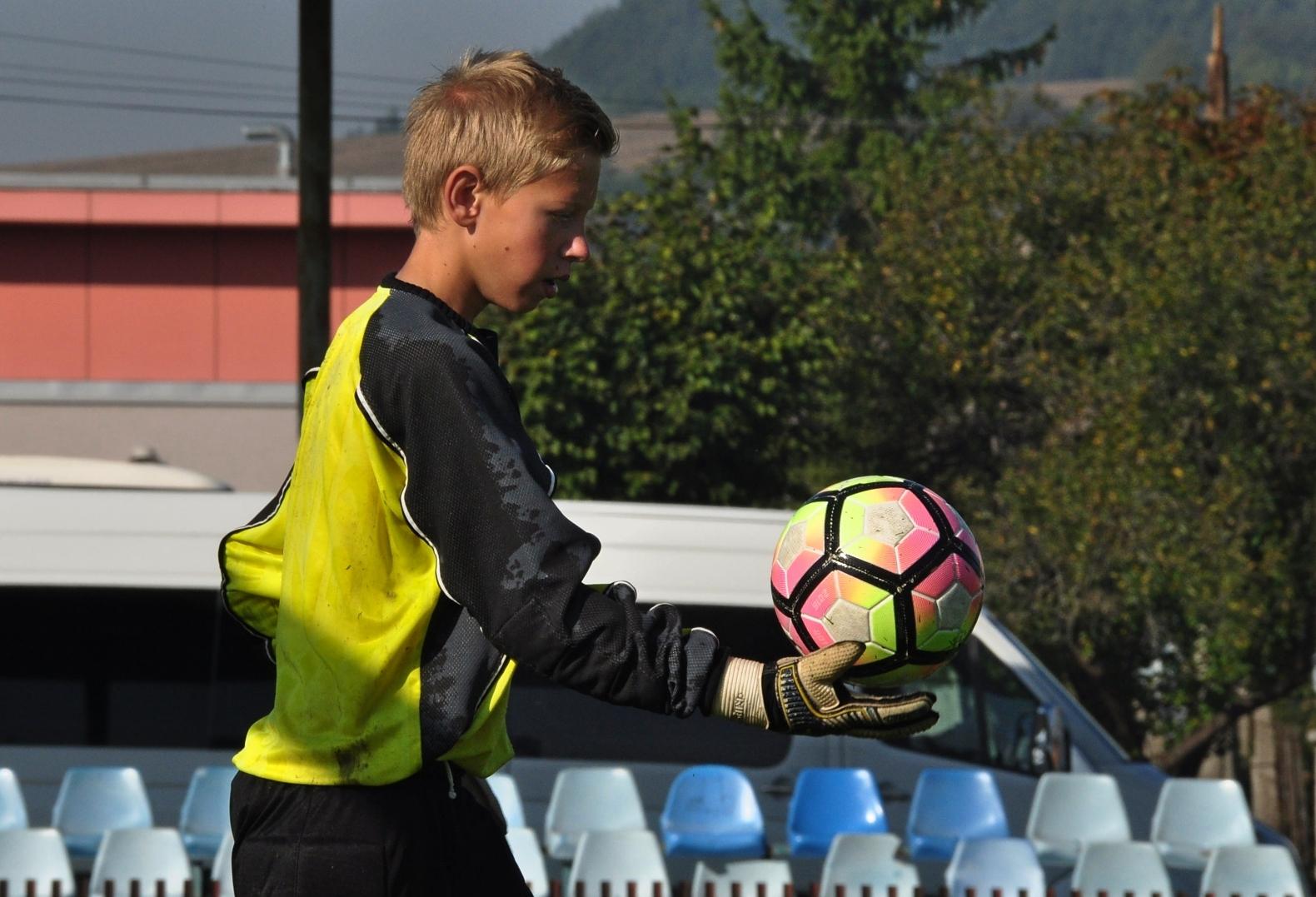 1.10.2016 FK Rajec - TJ SNAHA Zborov nad Bystricou 6:0