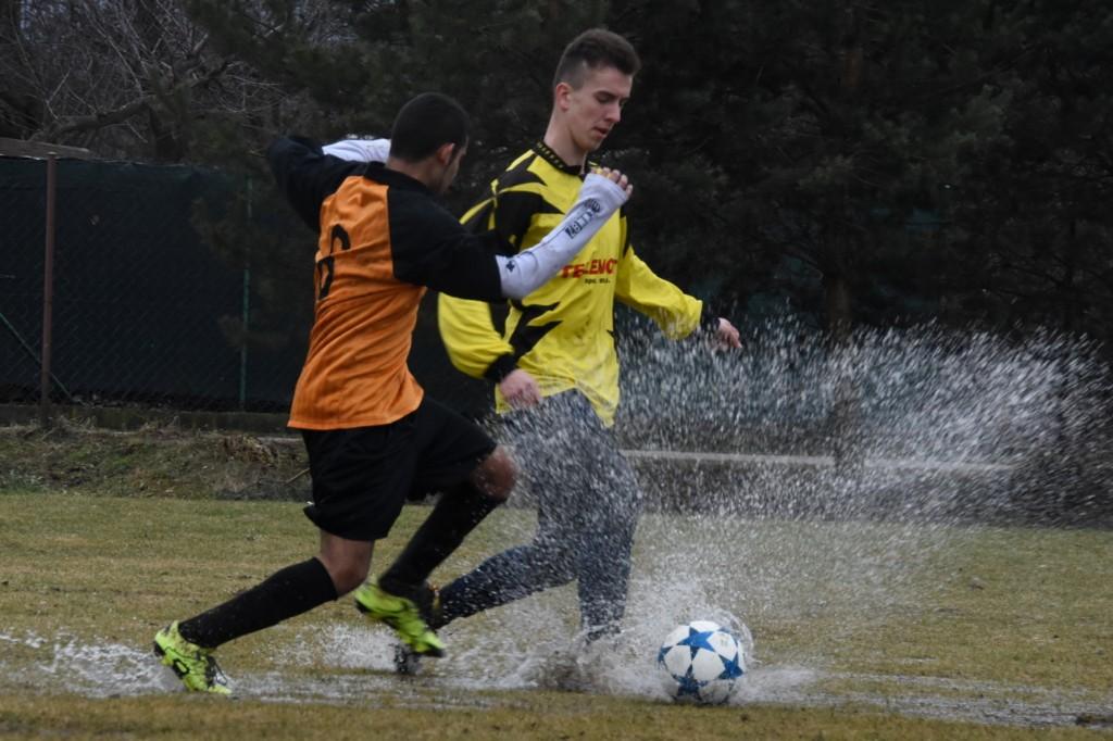 10.03.2018 FK Rajec - FC Tatran Kláštor pod Znievom 4:0