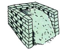Betónový zásobnik